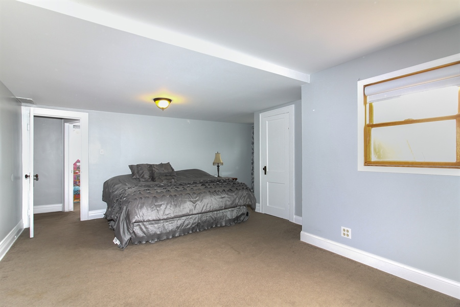 Real Estate Photography - 426 Gierz, Downers Grove, IL, 60515 - Master Bedroom