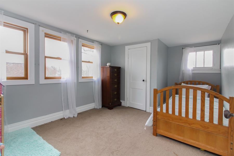 Real Estate Photography - 426 Gierz, Downers Grove, IL, 60515 - Bedroom