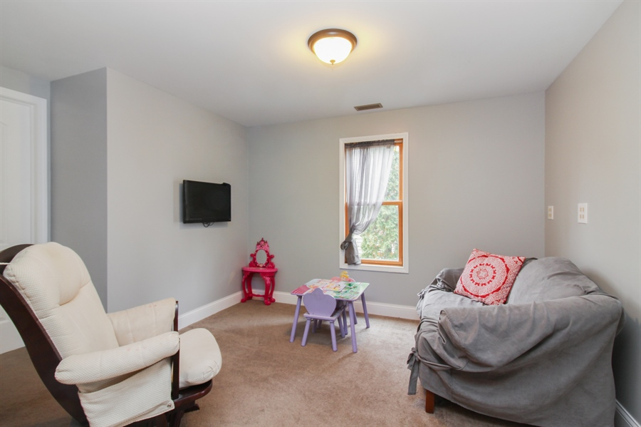 Real Estate Photography - 426 Gierz, Downers Grove, IL, 60515 - Sitting Room