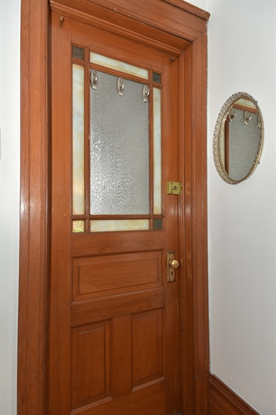 Real Estate Photography - 1943 W Belle Plaine, Chicago, IL, 60613 - 2nd Floor Entry