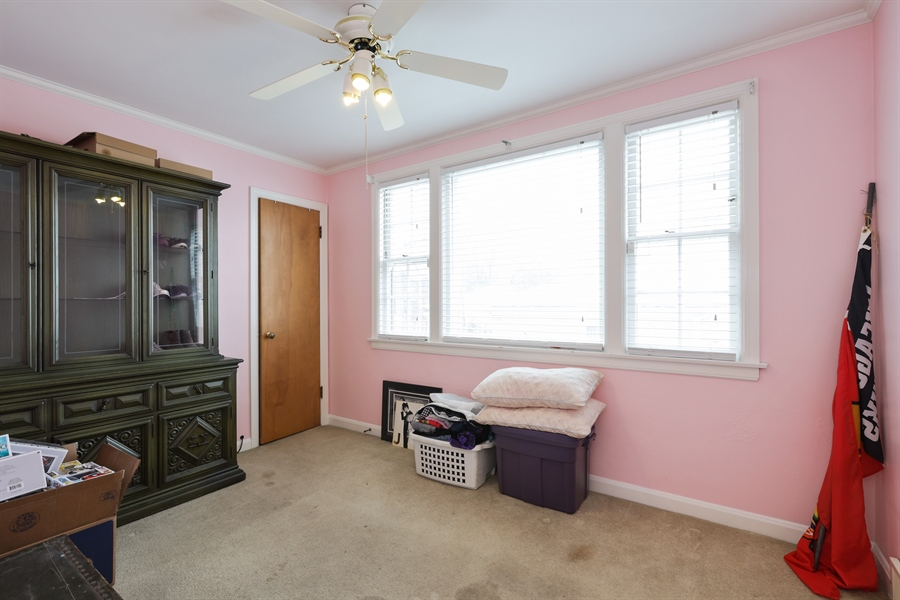 Real Estate Photography - 6153 N Kedvale, Chicago, IL, 60646 - 3rd Bedroom