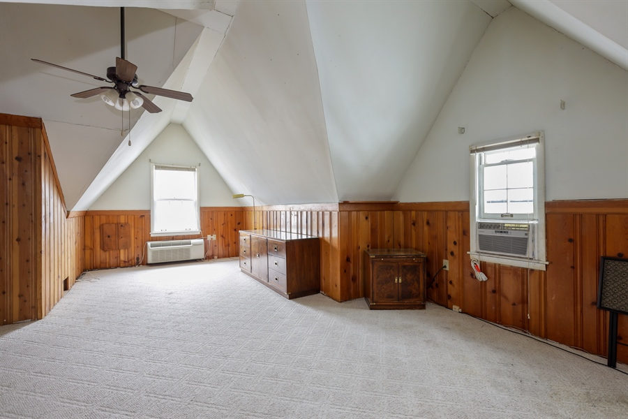 Real Estate Photography - 6153 N Kedvale, Chicago, IL, 60646 - 4th Bedroom