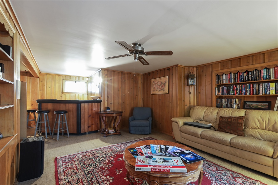 Real Estate Photography - 6153 N Kedvale, Chicago, IL, 60646 - Basement