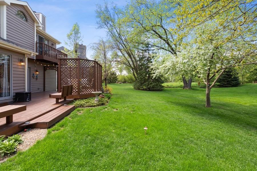 Real Estate Photography - 922 Krista Ct, Palatine, IL, 60074 - Back Yard