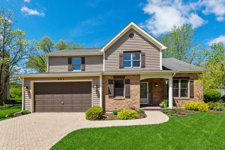 Real Estate Photography - 922 Krista Ct, Palatine, IL, 60074 - Front View