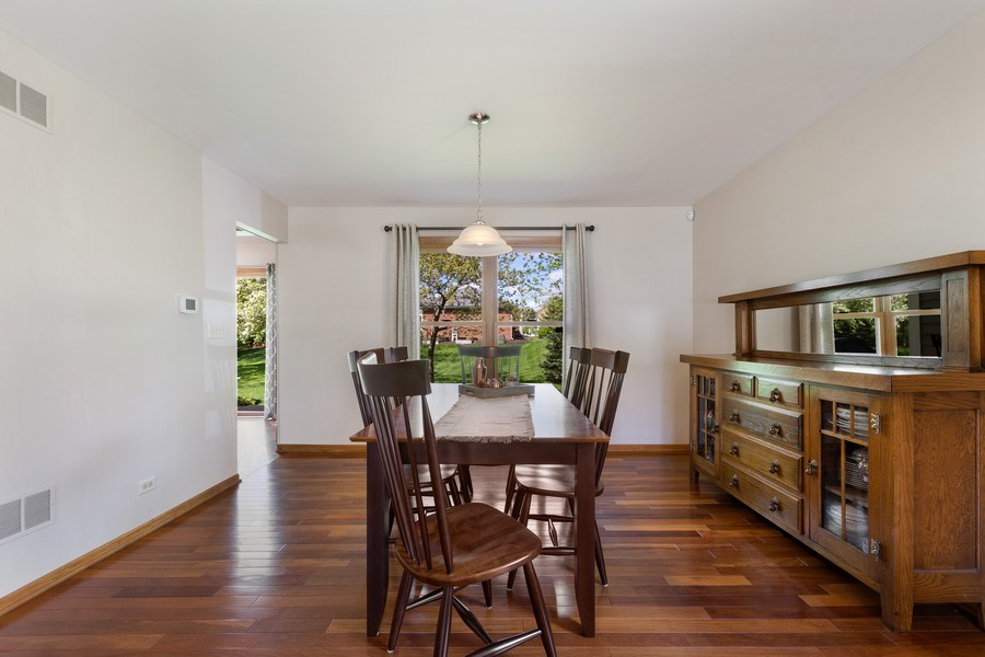 Real Estate Photography - 922 Krista Ct, Palatine, IL, 60074 - Dining Room