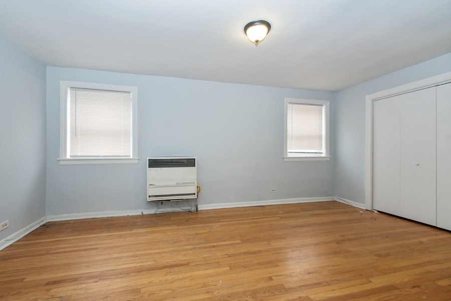 Real Estate Photography - 5702-04 W 65thS, Chicago, IL, 60638 - Master Bedroom