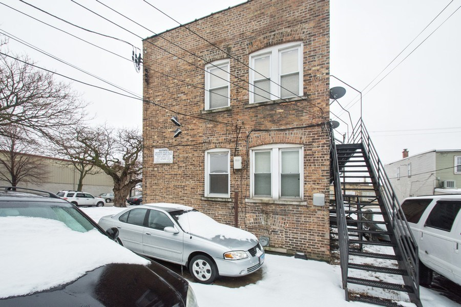 Real Estate Photography - 5702-04 W 65thS, Chicago, IL, 60638 - Rear View