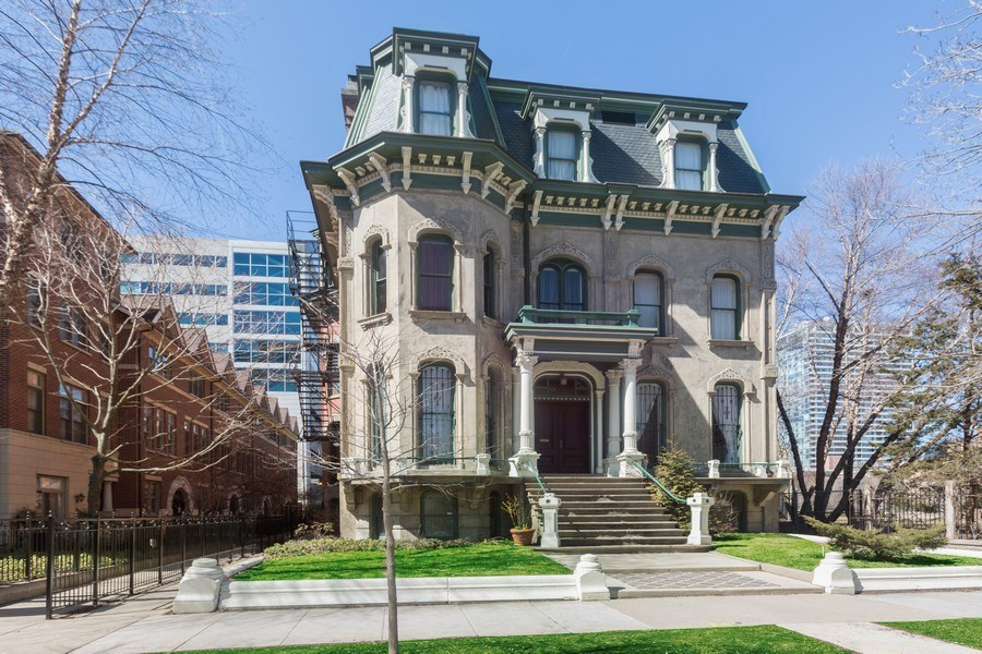 Real Estate Photography - 1900 S Prairie Ave, Chicago, IL, 60616 - Front View