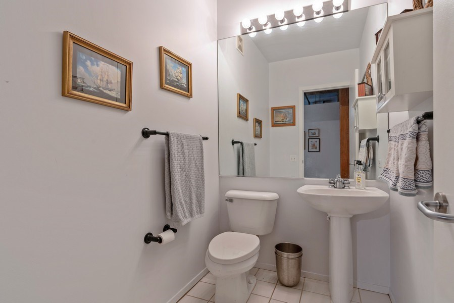 Real Estate Photography - 728 W Jackson, Unit 221, Chicago, IL, 60661 - Bathroom