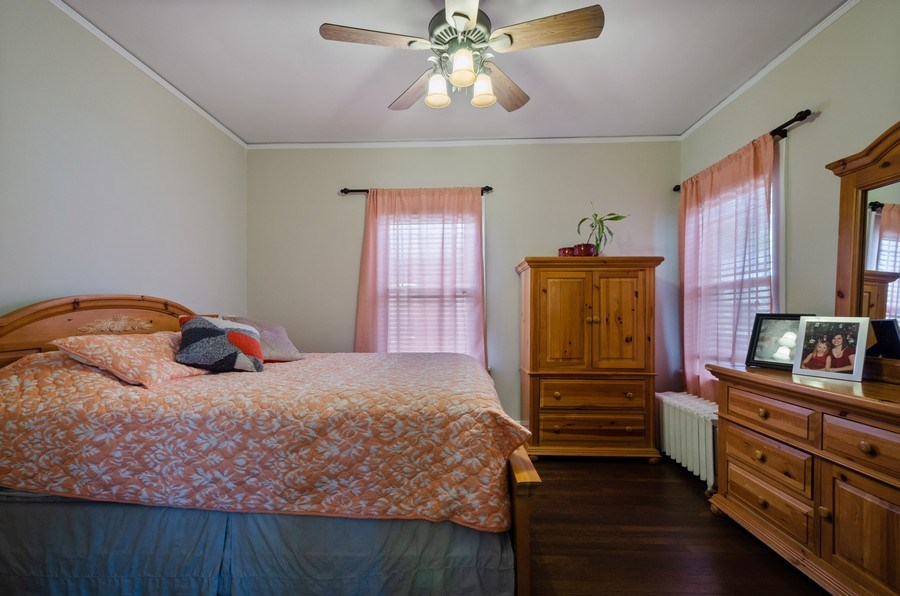 Real Estate Photography - 6942 N Oriole, Chicago, IL, 60631 - 4th Bedroom