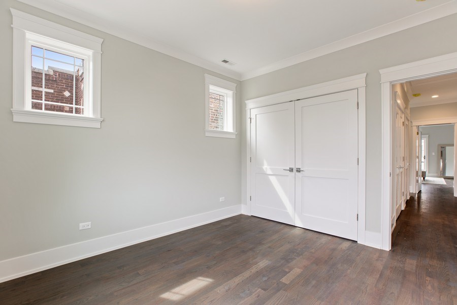 Real Estate Photography - 1700 W Thorndale, Chicago, IL, 60640 - 2nd Bedroom