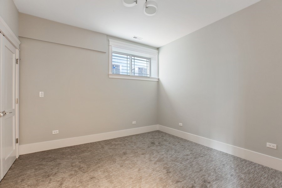 Real Estate Photography - 1700 W Thorndale, Chicago, IL, 60640 - 3rd Bedroom
