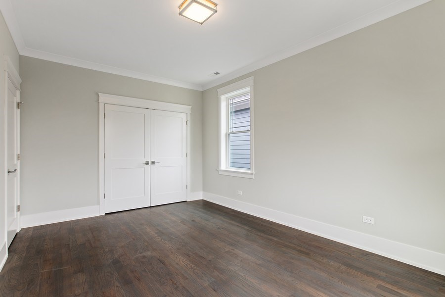 Real Estate Photography - 1700 W Thorndale, Chicago, IL, 60640 - Bedroom