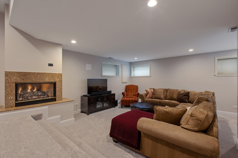 Real Estate Photography - 3034 N Leavitt St, Chicago, IL, 60618 - Lower Level