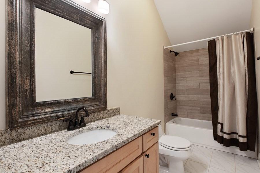 Real Estate Photography - 3034 N Leavitt St, Chicago, IL, 60618 - Bathroom