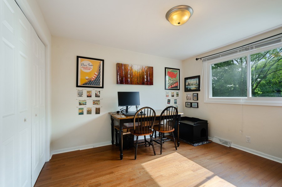 Real Estate Photography - 1217 Mulford, Evanston, IL, 60202 - 2nd Bedroom