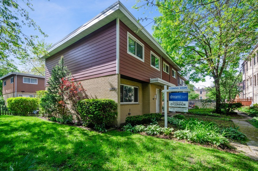 Real Estate Photography - 1217 Mulford, Evanston, IL, 60202 - Front View
