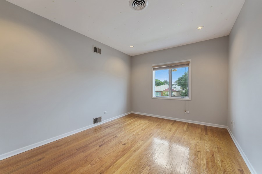 Real Estate Photography - 5898 N Elston Ave, Chicago, IL, 60646 - 2nd Bedroom