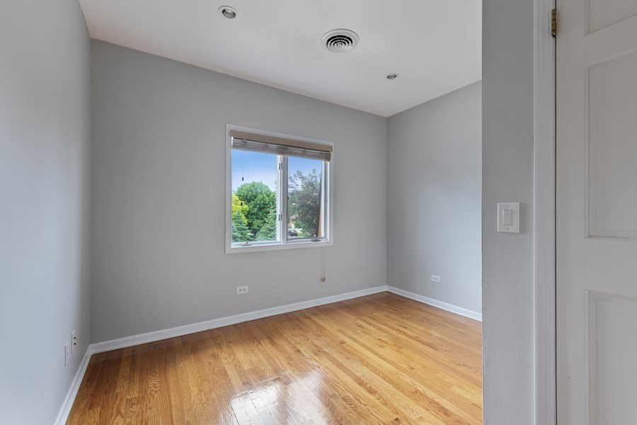 Real Estate Photography - 5898 N Elston Ave, Chicago, IL, 60646 - 3rd Bedroom
