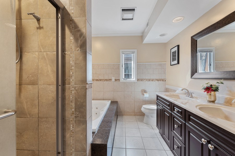 Real Estate Photography - 5898 N Elston Ave, Chicago, IL, 60646 - Bathroom