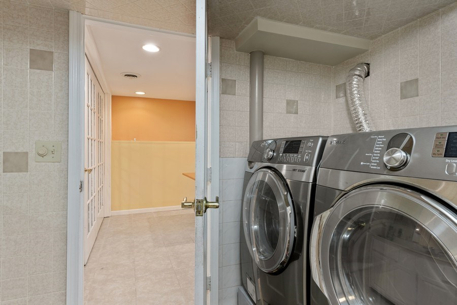 Real Estate Photography - 5898 N Elston Ave, Chicago, IL, 60646 - Laundry Room