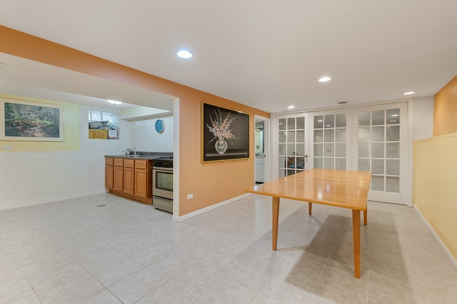 Real Estate Photography - 5898 N Elston Ave, Chicago, IL, 60646 - Play / Recreational Room
