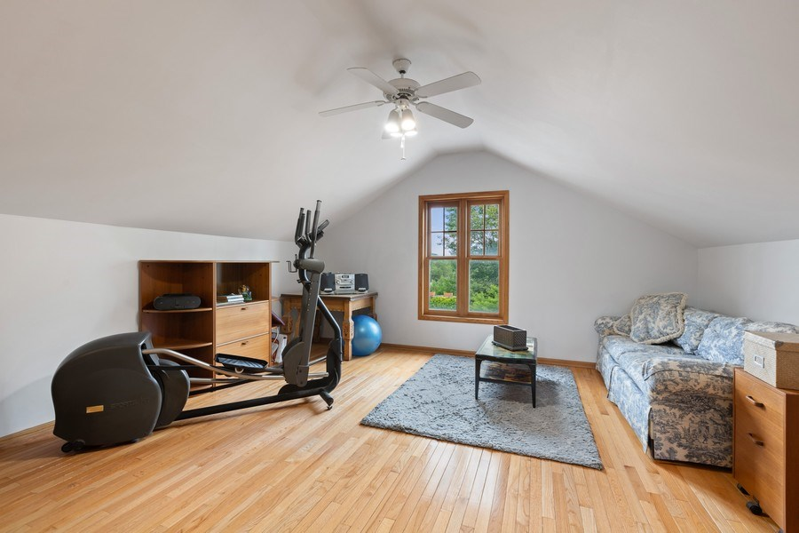 Real Estate Photography - 4545 W Berteau, Chicago, IL, 60641 - 4th Bedroom