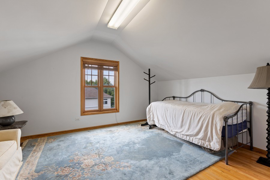 Real Estate Photography - 4545 W Berteau, Chicago, IL, 60641 - 5th Bedroom