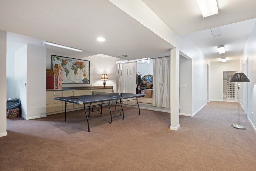 Real Estate Photography - 4545 W Berteau, Chicago, IL, 60641 - Lower Level