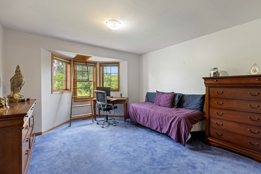 Real Estate Photography - 4545 W Berteau, Chicago, IL, 60641 - Bedroom