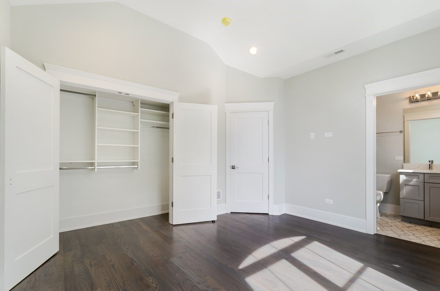 Real Estate Photography - 5822 N Kenneth, Chicago, IL, 60646 - 2nd Bedroom