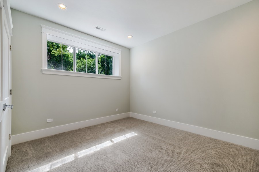 Real Estate Photography - 5822 N Kenneth, Chicago, IL, 60646 - 5th Bedroom