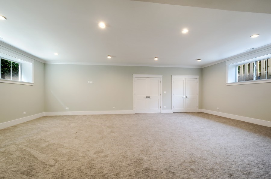 Real Estate Photography - 5822 N Kenneth, Chicago, IL, 60646 - Recreational Room