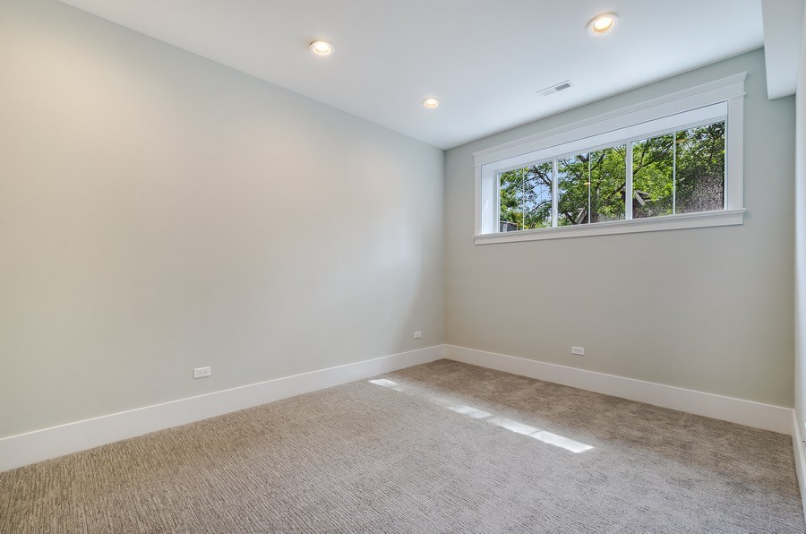 Real Estate Photography - 5822 N Kenneth, Chicago, IL, 60646 - Office