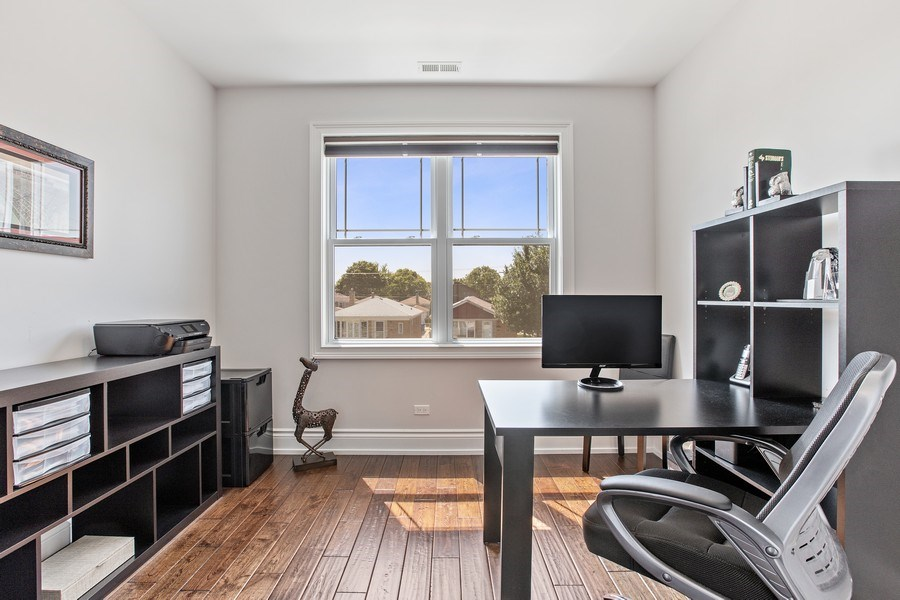 Real Estate Photography - 7259 N Oriole Ave, Chicago, IL, 60631 - Bedroom4