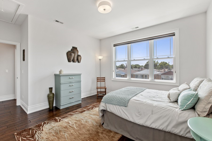 Real Estate Photography - 7259 N Oriole Ave, Chicago, IL, 60631 - Bedroom3