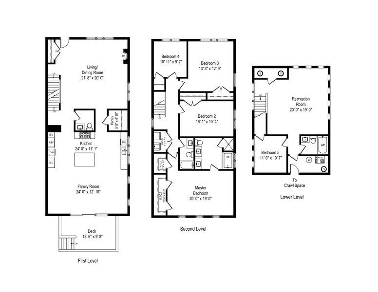 Real Estate Photography - 7259 N Oriole Ave, Chicago, IL, 60631 - Floor Plan