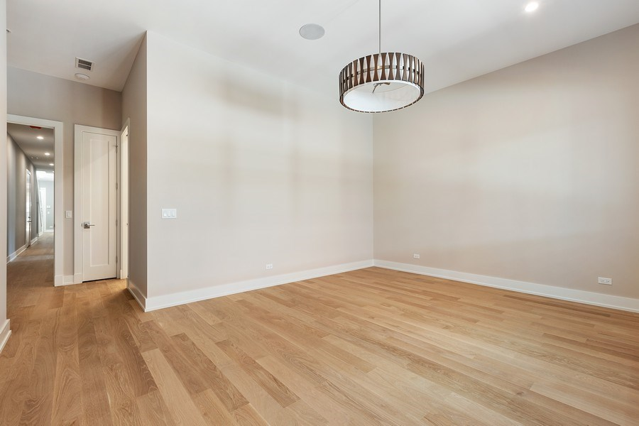Real Estate Photography - 220 S Green St, 4S, Chicago, IL, 60607 - Master Bedroom