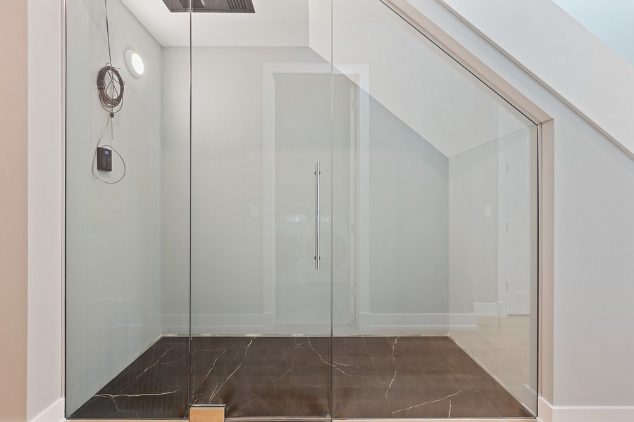 Real Estate Photography - 220 S Green St, 4S, Chicago, IL, 60607 - Wine Cellar