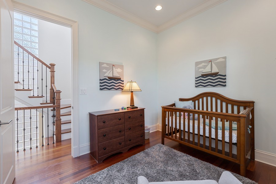 Real Estate Photography - 1321 N Bell, Chicago, IL, 60622 - 2nd Bedroom