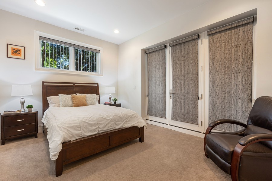 Real Estate Photography - 1321 N Bell, Chicago, IL, 60622 - 4th Bedroom