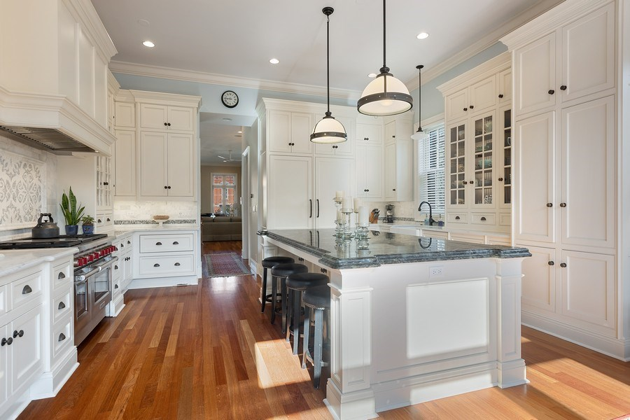 Real Estate Photography - 1321 N Bell, Chicago, IL, 60622 - Kitchen