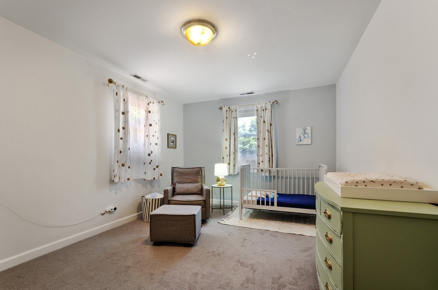 Real Estate Photography - 5850 N Virginia, Chicago, IL, 60659 - 3rd Bedroom
