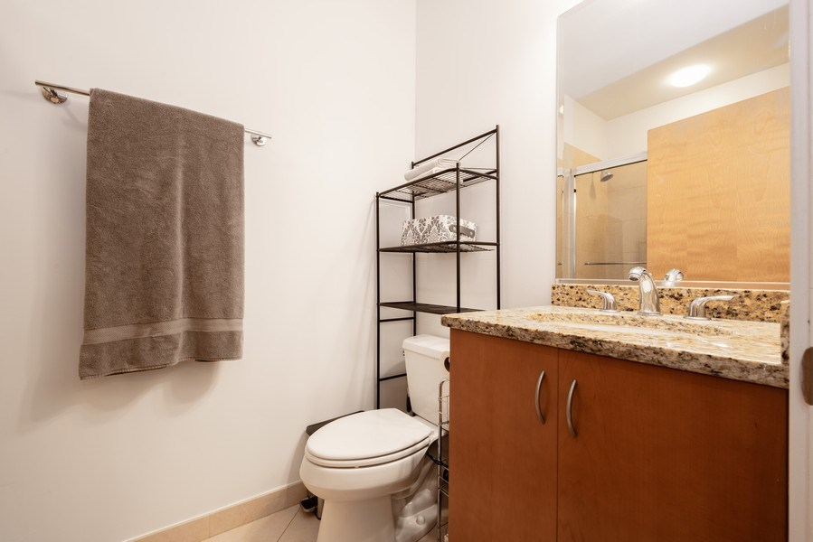 Real Estate Photography - 3946 N Ravenswood, #304, Chicago, IL, 60613 - Bathroom