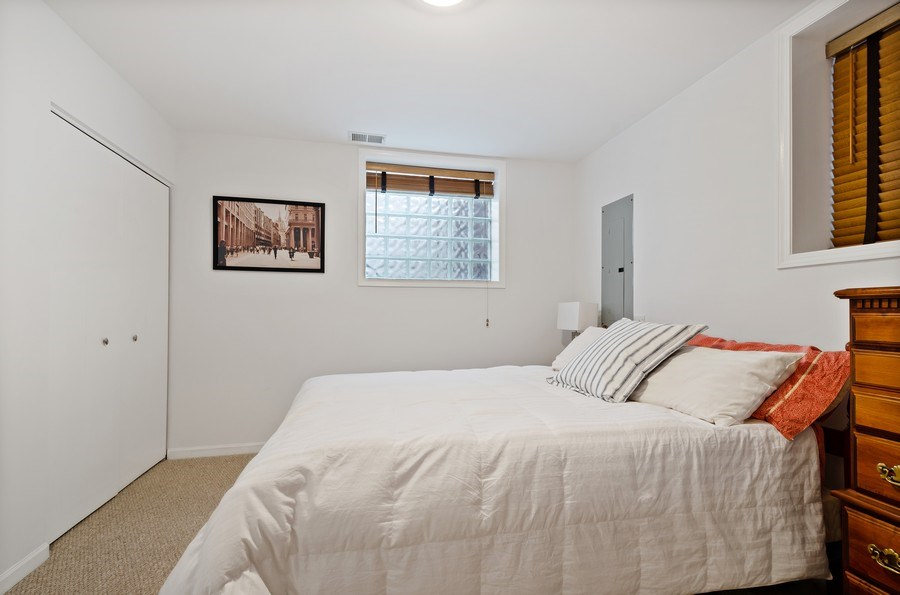 Real Estate Photography - 1768 W Thorndale, Chicago, IL, 60660 - 3rd Bedroom
