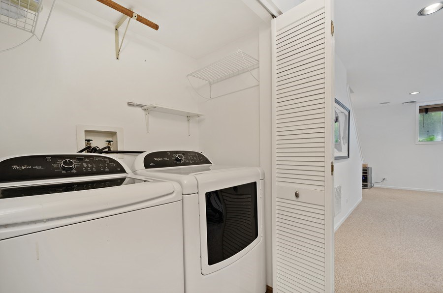 Real Estate Photography - 1768 W Thorndale, Chicago, IL, 60660 - Laundry Room