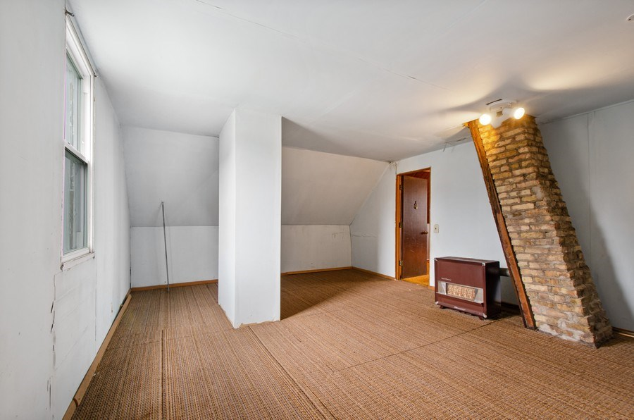 Real Estate Photography - 4922 N Bell, Chicago, IL, 60625 - 5th Bedroom