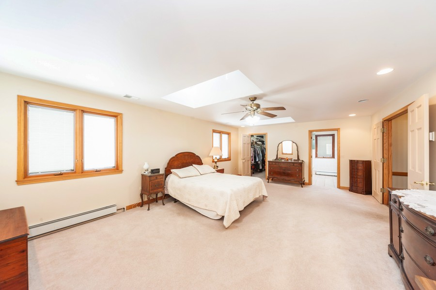 Real Estate Photography - 6308 N Sayre, Chicago, IL, 60631 - 4th Bedroom