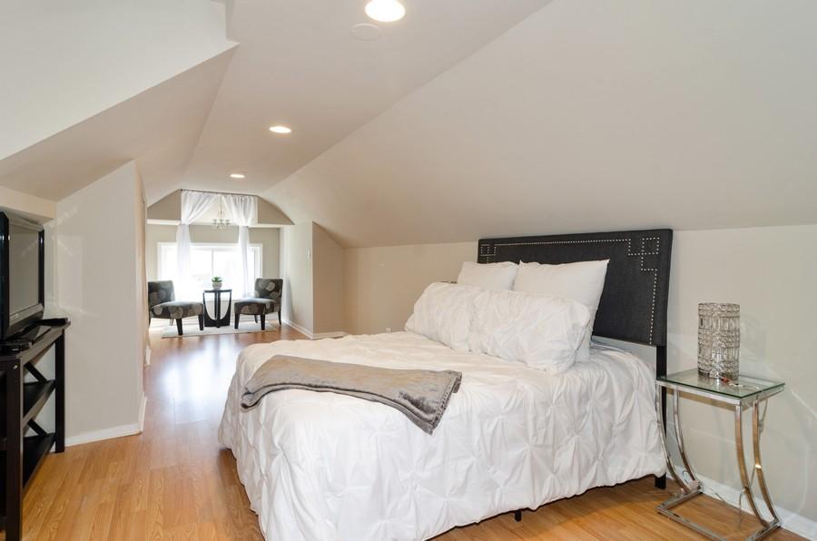 Real Estate Photography - 4918 N Kostner, Chicago, IL, 60630 - Bedroom